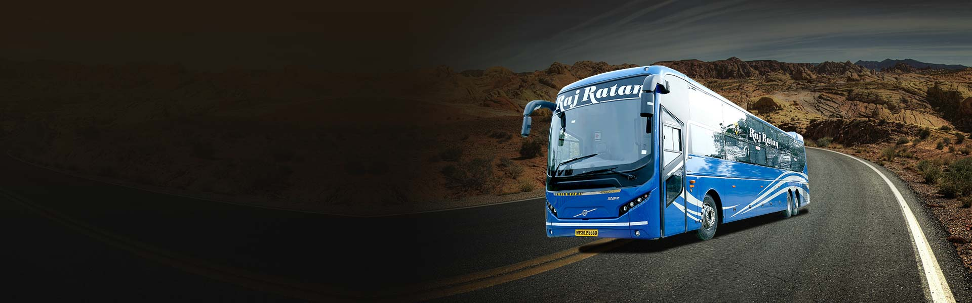 Online Bus Ticket Booking Rajratan Travels